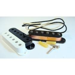 Pickup GoldenAge versión HOT Alnico 5 Single Coil  para Stratocaster Posición Brazo o Puente