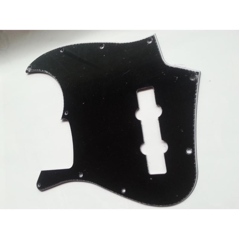 Micas Color Negro  para Bajo Jazz Bass
